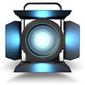 Theaterscheinwerfer Cameo TS 200 FC