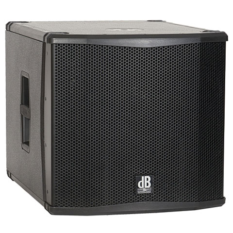 Enceinte active dB Technologies SUB-15-H B-Stock