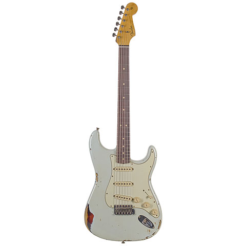 Fender CustomShop 1963 Relic Stratocaster SFAS « Guitare électrique