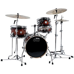 "DW Design 16"" Tobacco Burst Mini Pro Set « Trumset"