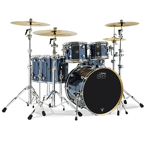 "Schlagzeug DW Performance Finish Ply 22"" Chrome Shadow LTD Shell"