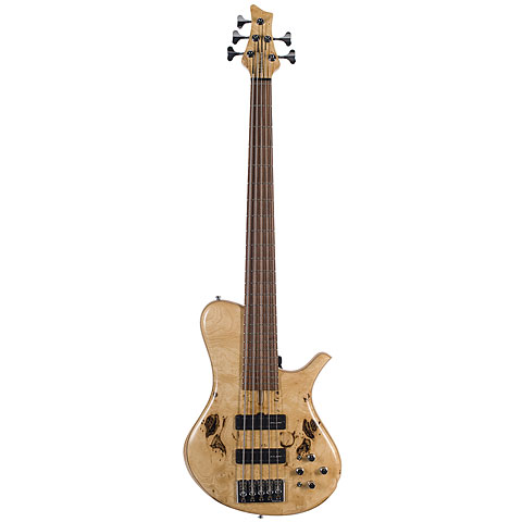 Marleaux mBass Custom 5-str ASB RW « Electric Bass Guitar
