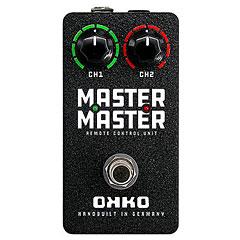 Okko MasterMaster « Effectpedaal Gitaar