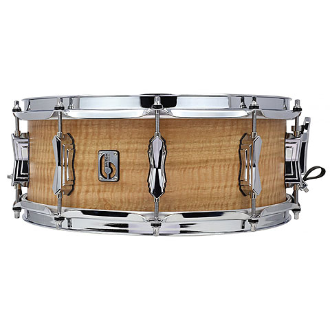 "Snare Drum British Drum Co. Pro 14"" x 5,5"" Maverick Snare"