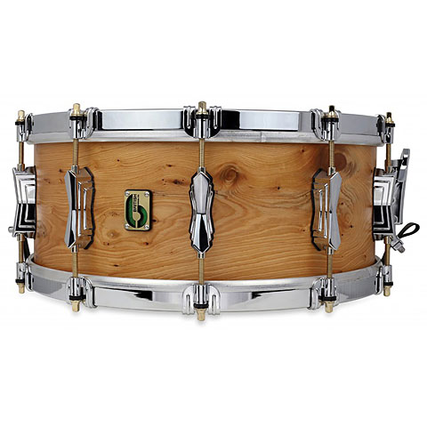 "British Drum Co. Pro 14"" x 6"" Archer Snare"