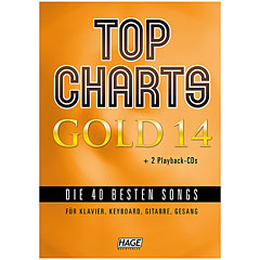 Hage Top Charts Gold 14 « Songbook