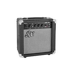 SX Guitars SX SE1SK-BK + GA1065