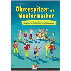 Helbling Ohrenspitzer und Muntermacher « Manuel pédagogique
