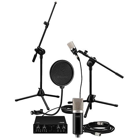 Audio Interface IMG Stageline Songwriter Bundle