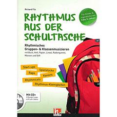Helbling Rhythmus aus der Schultasche (inkl. CD+) « Lehrbuch