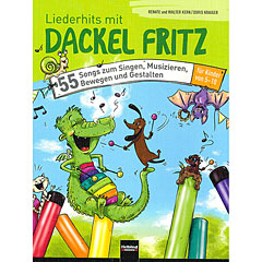 Helbling Liederhits mit Dackel Fritz « Recueil de Partitions