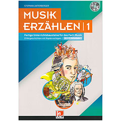 Helbling Musik erzählen 1 « Instructional Book