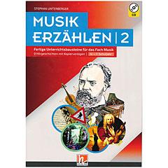 Helbling Musik erzählen 2 « Instructional Book