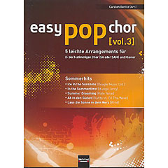 Helbling Easy Pop Chor (vol. 3) « Partitions choeur