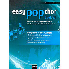 Helbling Easy Pop Chor (vol. 5) « Chornoten