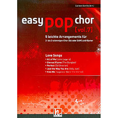 Helbling Easy Pop Chor (vol. 7) « Chornoten