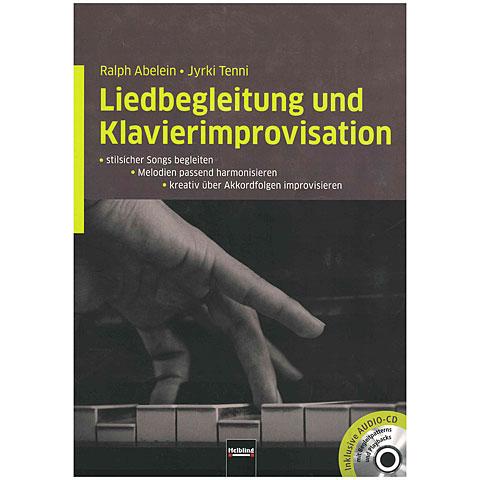 Libros didácticos Helbling Liedbegleitung und Klavierimprovisation