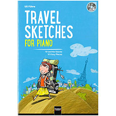Helbling Travel Sketches For Piano « Libros didácticos
