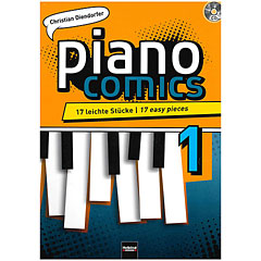Helbling Piano Comics 1 « Lehrbuch