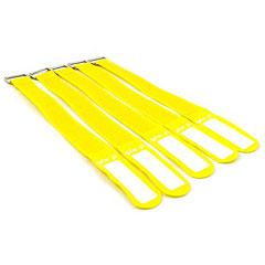 Gafer.pl Velcro Tie 260 mm yellow