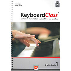 Helbling Keyboard Class - Schülerbuch 1 « Instructional Book