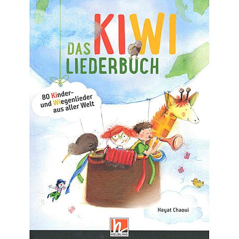 Notenbuch Helbling Das KIWI-Liederbuch