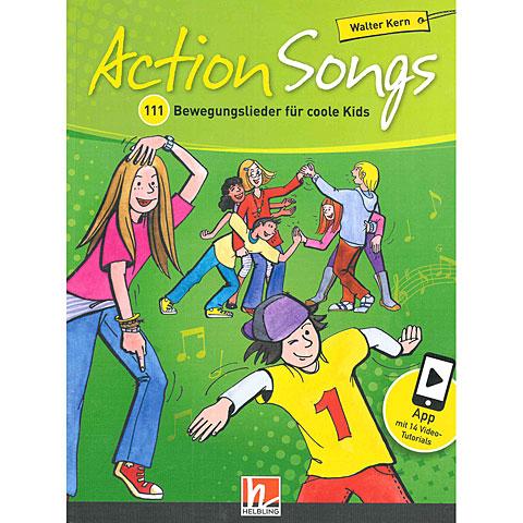 Manuel pédagogique Helbling Action Songs