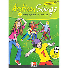 Helbling Action Songs « Instructional Book
