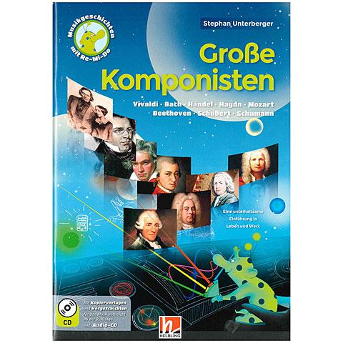 Libros didácticos Helbling Große Komponisten