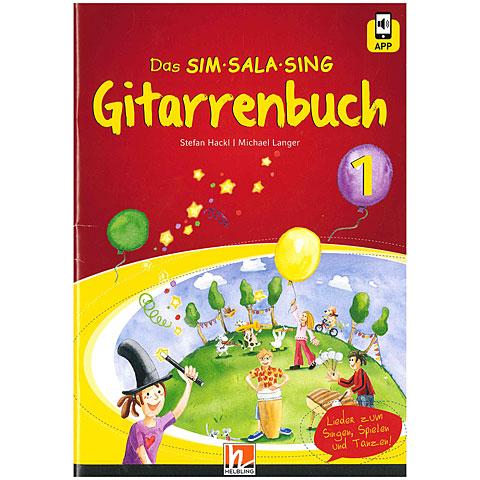 Leerboek Helbling Sim Sala Sing Gitarrenbuch