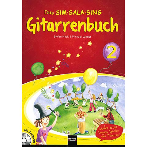 Libros didácticos Helbling Sim Sala Sing Gitarrenbuch 2