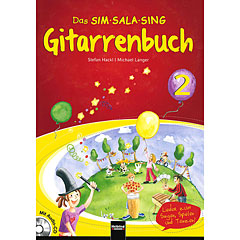 Helbling Sim Sala Sing Gitarrenbuch 2 « Instructional Book