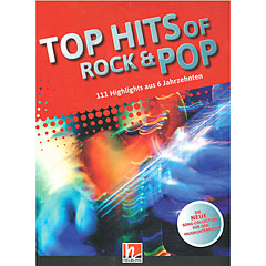 Helbling Top Hits of Rock & Pop « Recueil de Partitions