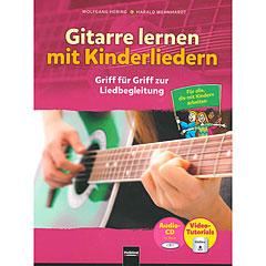 Helbling Gitarre lernen mit Kinderliedern « Libros didácticos