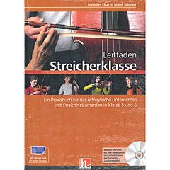 Helbling Leitfaden Streicherklasse ( Lehrerband mit DVD/Lös « Libros didácticos