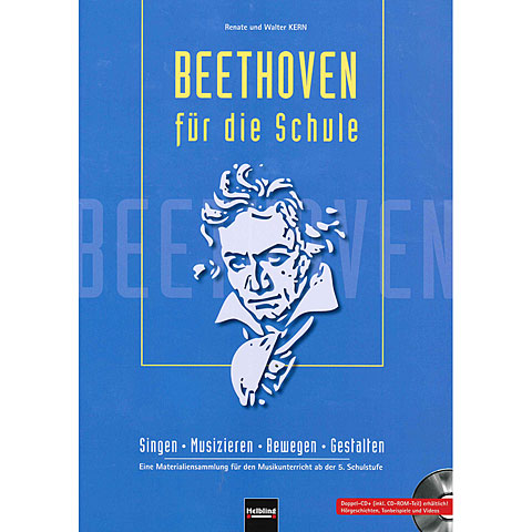 Musiktheorie Helbling Beethoven für die Schule