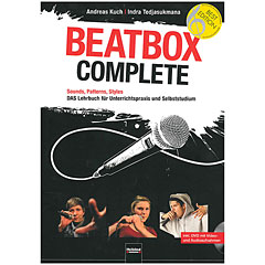 Helbling Beatbox Complete « Instructional Book