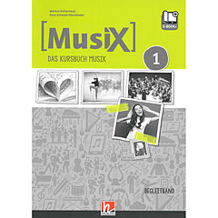 Helbling MusiX - Lehrerhandbuch (5/6) Neuausgabe « Lehrbuch