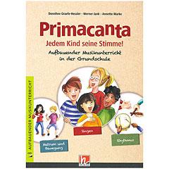 Helbling Primacanta - Jedem Kind seine Stimme (Handbuch) « Libros didácticos