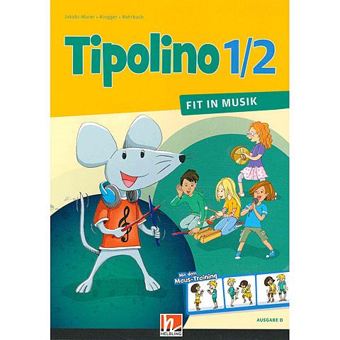 Manuel pédagogique Helbling Tipolino 1/2 Schülerbuch