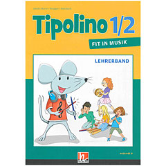 Helbling Tipolino 1/2 Lehrerband « Manuel pédagogique