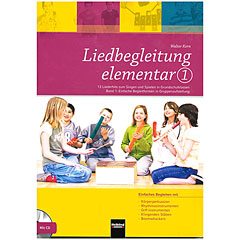 Helbling Liedbegleitung Elementar 1 « Instructional Book