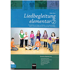 Helbling Liedbegleitung Elementar 2 « Instructional Book