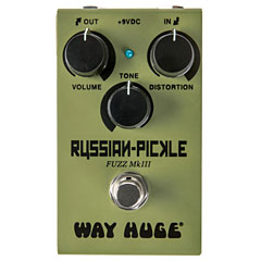 Way Huge Smalls Russian Pickle « Effectpedaal Gitaar