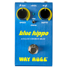 Way Huge Smalls Blue Hippo « Effectpedaal Gitaar