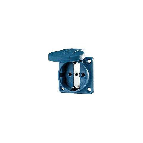 Netzstecker Mennekes Schukoeinbausteckdose blue 1,5 - 2,5 mm²