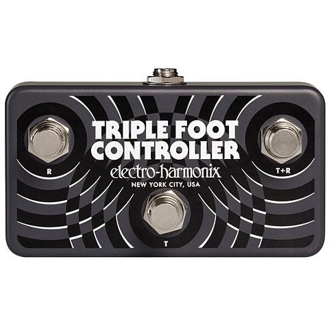 Effektzubehör Electro Harmonix Triple Foot Controller