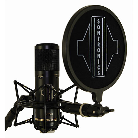 Microphone Sontronics STC-3X Pack black