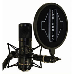 Sontronics STC-3X Pack black « Microphone