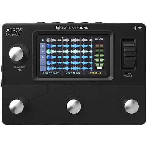 Effets pour guitare électrique Singular Sound AEROS Loop Studio